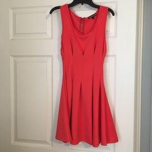 Pink Double Zero Dress